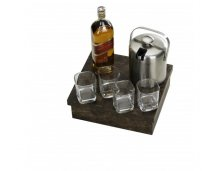 Kit Whisky Red Premium