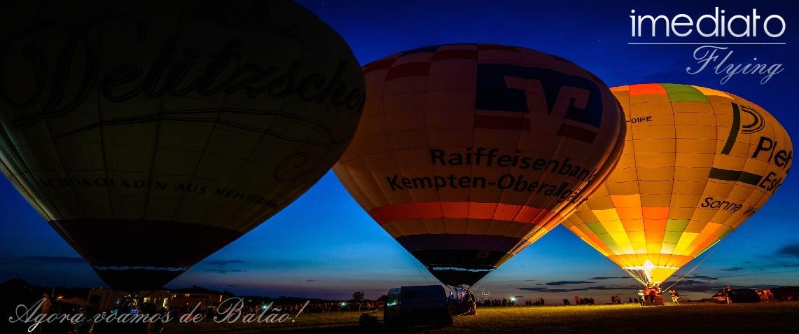 Voar de Balão