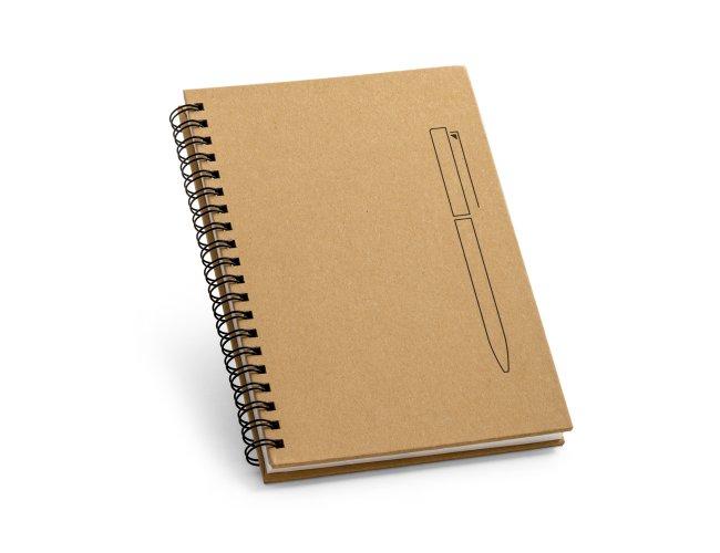 Caderno B6 Capa Dura