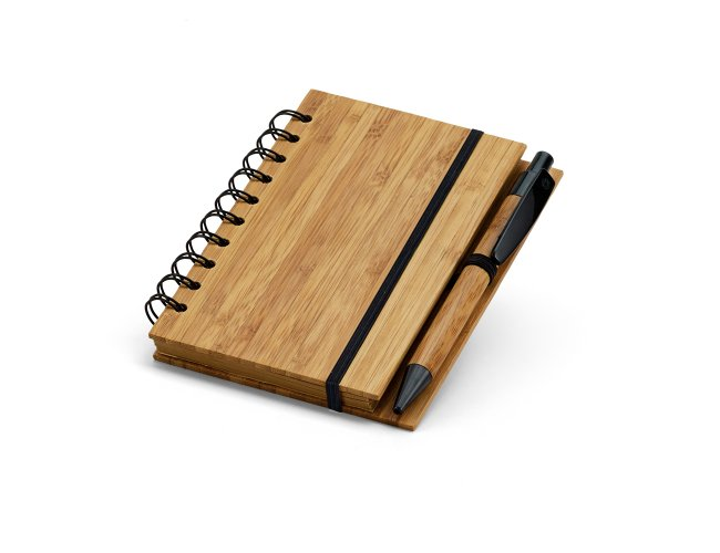 Caderno de Bambu