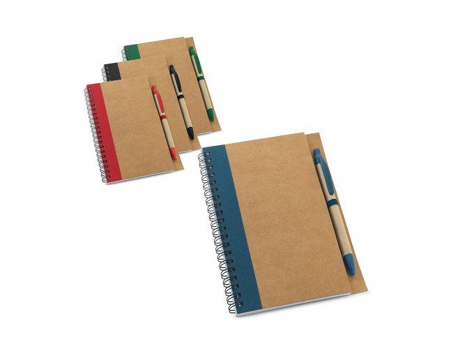 Caderno Papel Kraft