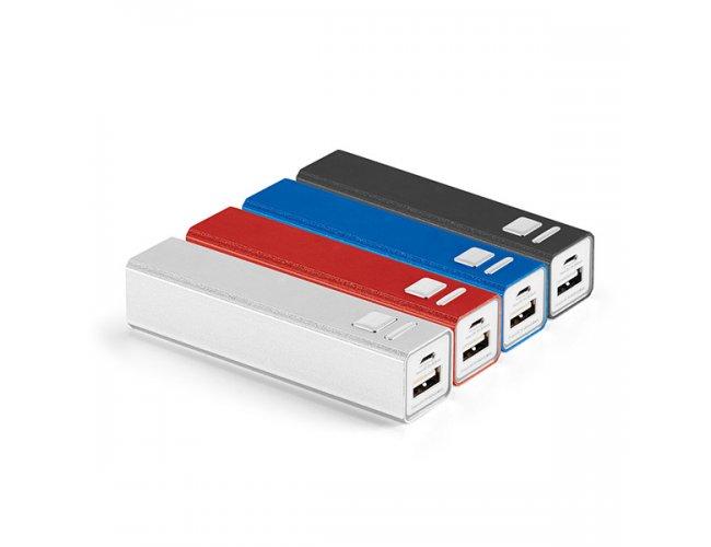 Carregador Portátil Power Bank Personalizado