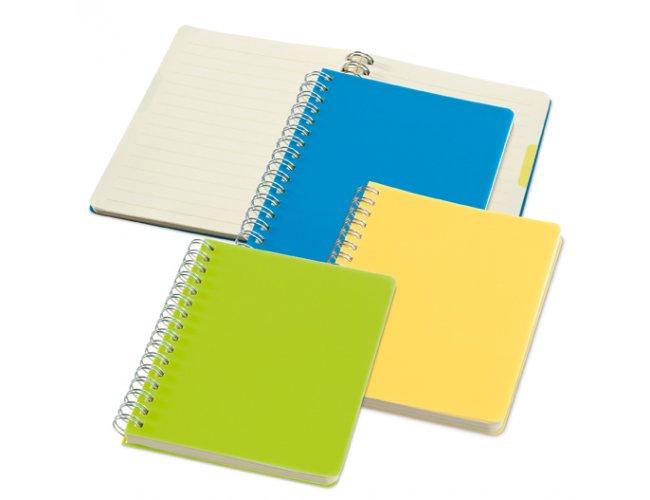 Caderno Personalizado em PP