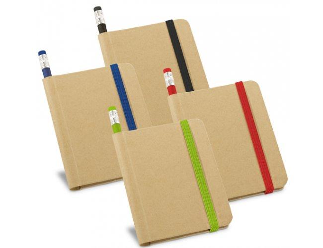Caderno Papel Cartão para Brindes