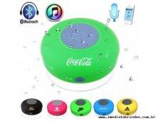 Caixa de Som a Prova D'Agua Bluetooth para Brindes