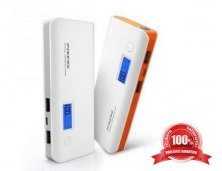 Carregador Portátil Power Bank 4 Cargas