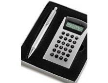 Kit Caneta + Calculadora