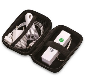 Kit Powerbank+Carregadores USB