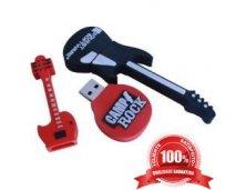 Pendrive Guitarra Personalizado