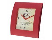 Relógio Parede Retangular Personalizado