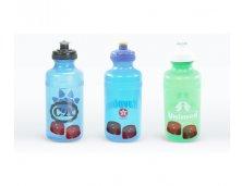 Squeeze Translúcido 500ml Promocional + Gelo Reutilizável