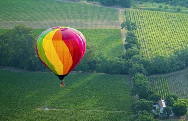 Vamos Voar de Balão?